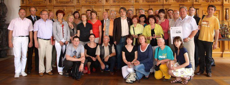 Koncerty w Niemczech – Augsburg maj 2011